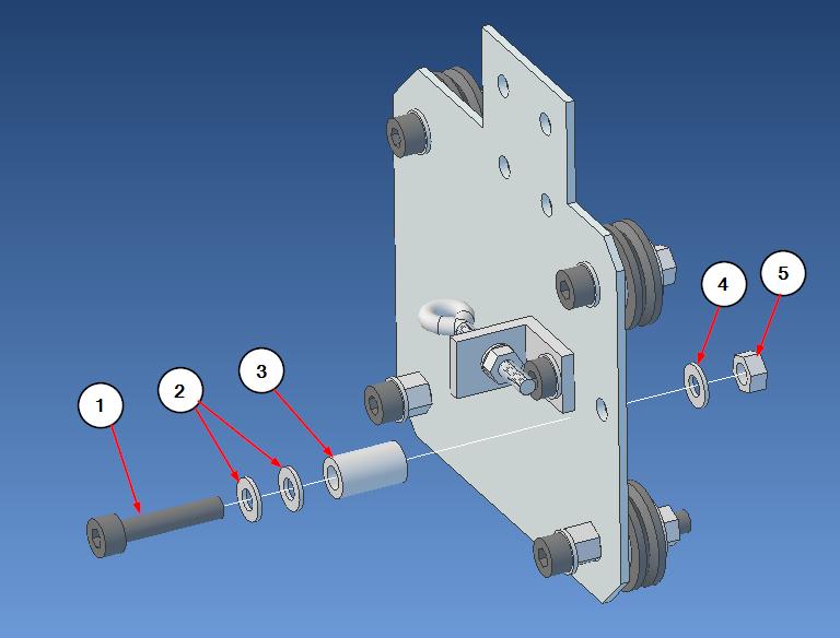 ybar left roller step5