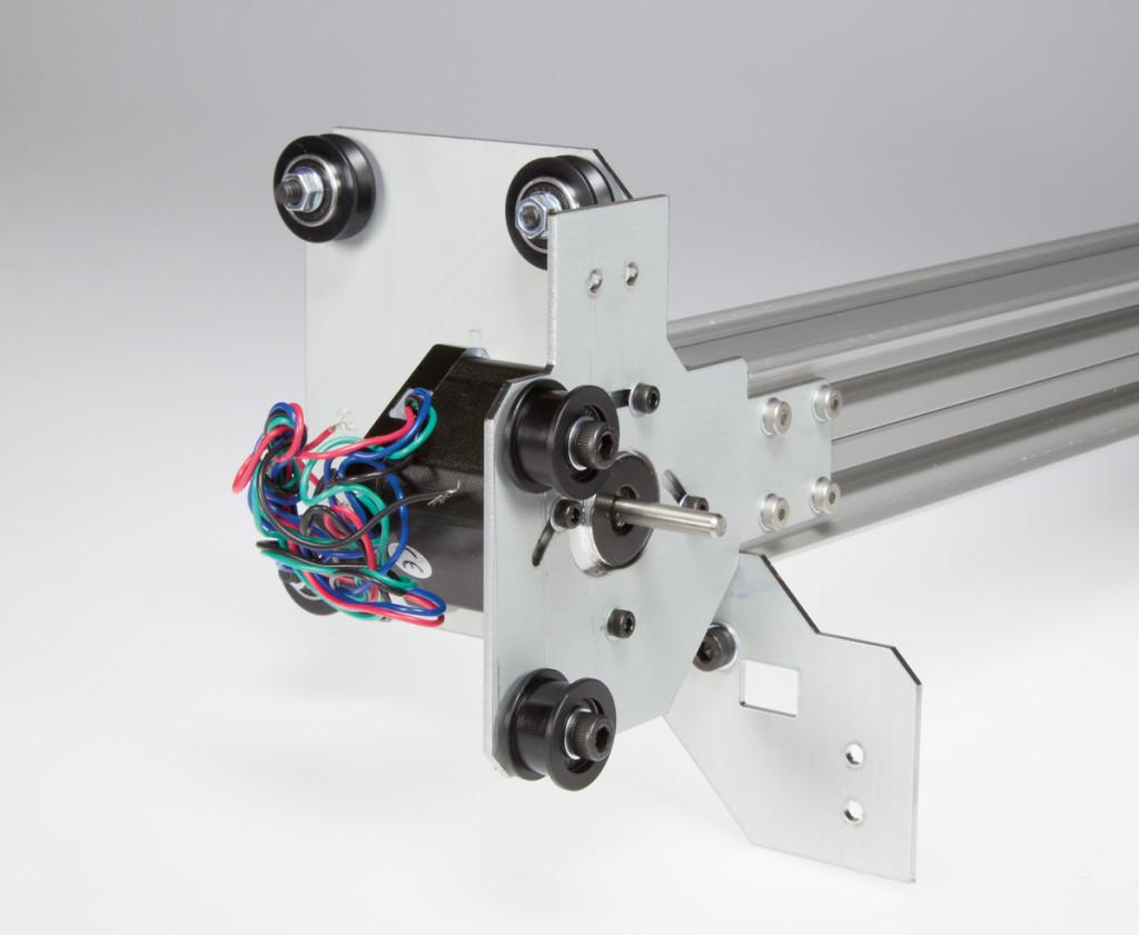X motor mounting